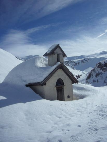 Découvrez les paysages enneigés du Champsaur