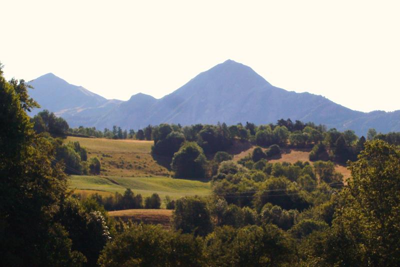 Vue du Champsaur