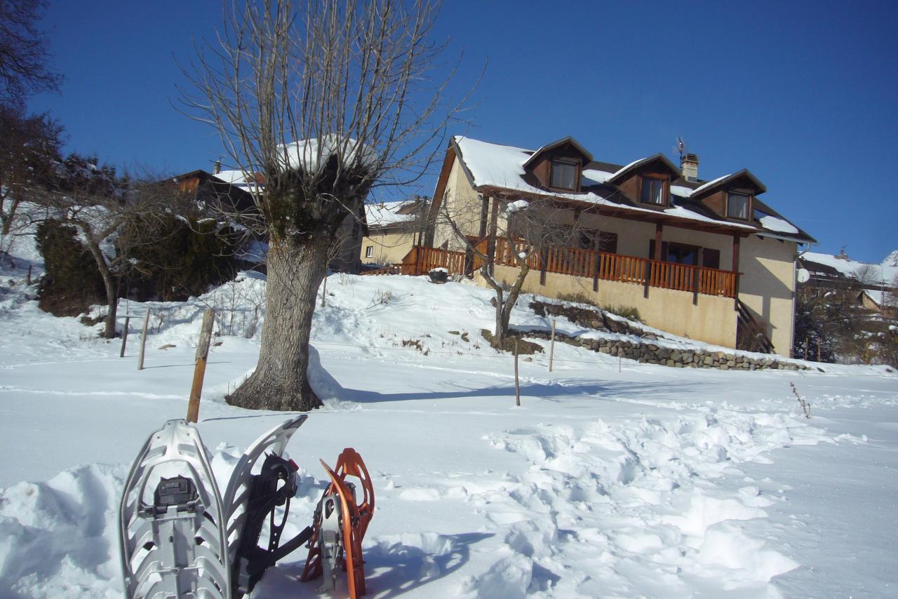 La neige aux Combettes
