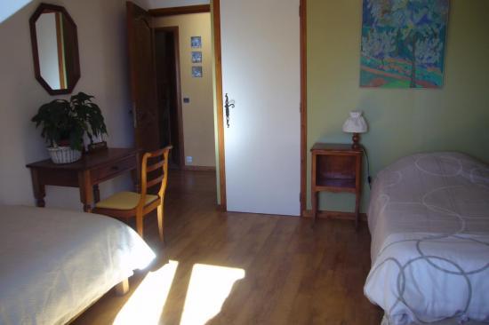 """Chambre """"famille"""" : la 2° chambre"""